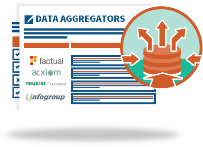 Data Aggregators Local Search Marketing
