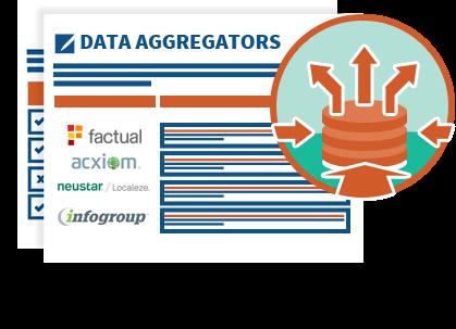 Data Aggregators Local Search Marketing