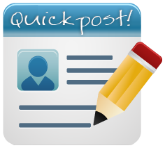 Quickpost Soon to Integrate with Facebook